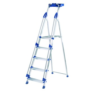 Blue Seal 5 Tread Professional Aluminium Step Ladder 7
