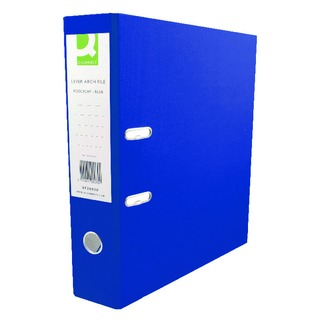 Blue Polypropylene A4 Lever Arch File (10 Pack)
