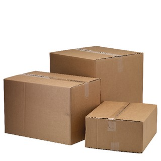 Classic Double Wall 490x342x345mm Cardboard Box (10 Pack) 72466