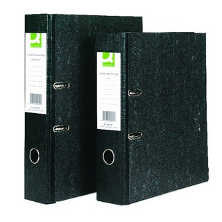 Black A4 Lever Arch File (10 Pack)