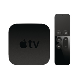 TV 32GB With Siri Remote Black MR912B/