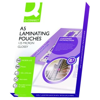 A5 Laminating Pouch 250 Micron (100 Pack)