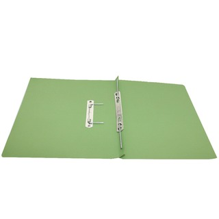 Jiffex Green A4 Transfer File (50 Pack) 43244EAST