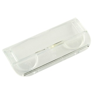 Crystalfile Clear Plastic Suspensions File Tabs (50 Pack)