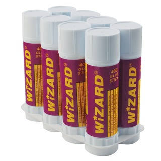 Large Glue Stick 40g (8 Pack)