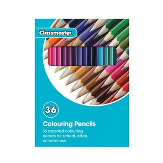 Colouring Pencils Assorted CPW3