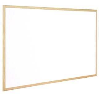 Wooden Frame 400x300mm Whiteboard