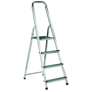 Aluminium 4 Step Ladder 35873