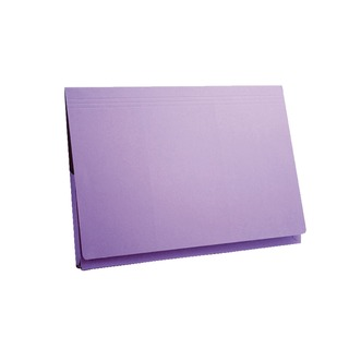 Mauve Document Wallet 14 x 10in (50 Pack) PW3-MVE