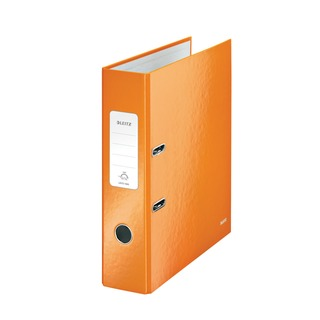 180° WOW 80mm Metallic Orange A4 Lever Arch File (10 Pack) 10050044