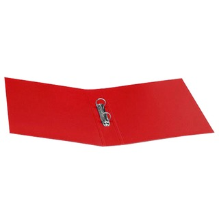 Red A4 2-Ring Ring Binder (10 Pack)