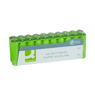 AA Battery Economy Pack (20 Pack)