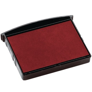 E/2100 Red Replacement Ink Pad (2 Pack) 10774
