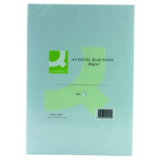 Blue Ream Coloured Copier A4 Paper 80gsm (500 Pack)
