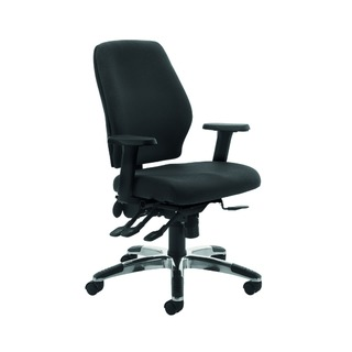 Agility High Back Posture Black Chair