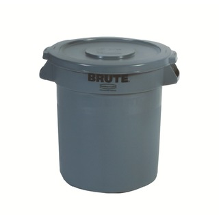 Brute Heavy Duty Container 38L Grey 3821