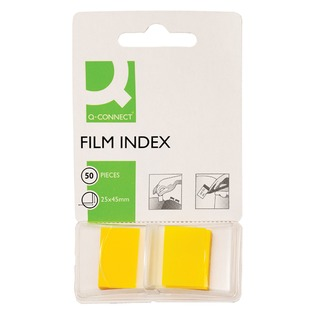 Yellow 1 Inch Page Marker (50 Pack)