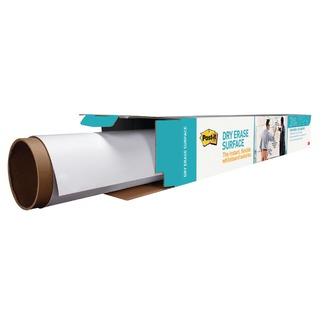 Super Sticky White Dry Erase Film Roll 1.219 x 2.438mm DEF8X4-EU