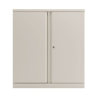 2 Door Cupboard Chalk White 1016mm Empty KF