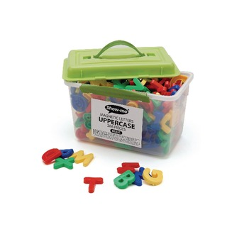 Me Magnetic Upper Case Letters (286 Pack) MLUC