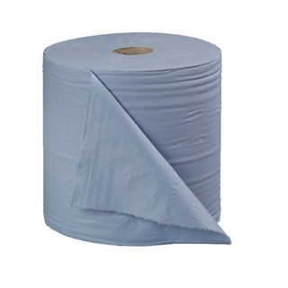 Blue Bumper 2-Ply Paper Roll (2 Pack) B2B340