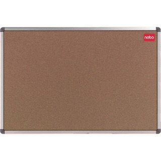 Cork Classic Notice Board With Wall Fixing Kit 1800 x 1200mm 367