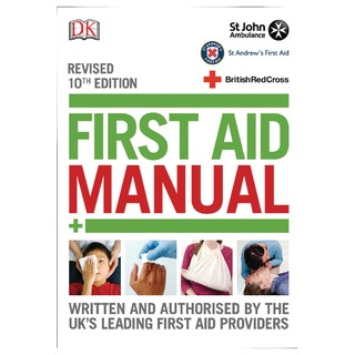 First Aid Manual 10th Edition P91119