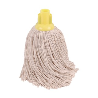 14oz Twine Rough Socket Mop Yellow (10 Pack) PJTY1410I