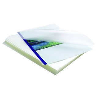 Standard A4 Laminating Pouches 200 Micron Clear (100 Pack) 6003301