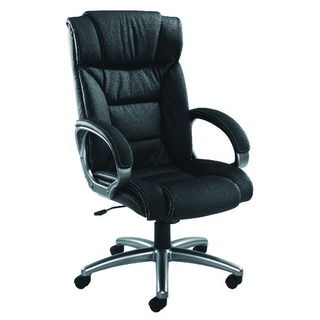 Executive Leather Black Chair