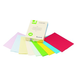 Cream Copier A4 Paper 80gsm (500 Pack)