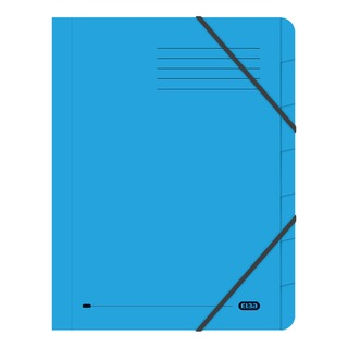 Strongline 7 Part Blue File (5 Pack) 100090169