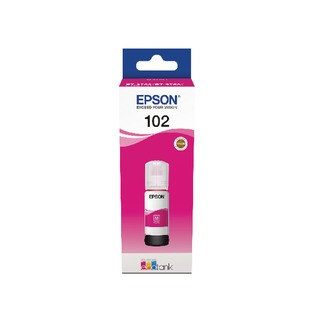 102 EcoTank Magenta Ink Bottle C13T03R340