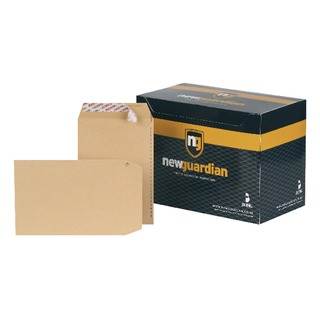 C5 Envelope 130gsm Manilla Peel and Seal (250 Pack)