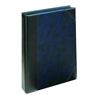 A5 Blue Telephone Address Book DTAA5/BL