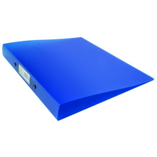 Frosted Blue 2 Ring A4 Binder