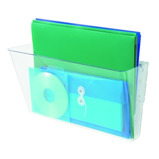 Linking Wall A4 Clear File Pocket