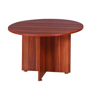Cherry 1200mm Round Meeting Table