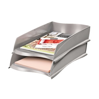 Ellypse Xtra Strong Taupe Letter Tray 1003000201
