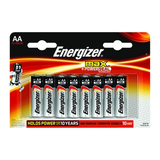 MAX E91 AA Batteries (12 Pack) E3001126