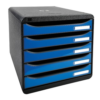 Blue 5 Drawer Set 3097279D