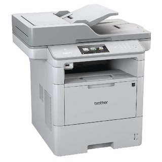 Mono Multifunction Laser Printer DCP-L6600DW Grey DCP-L6600DW