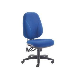 Ergo Maxi Chair Blue with Arm