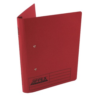 Jiffex Red A4 Transfer File (50 Pack) 43248EAST