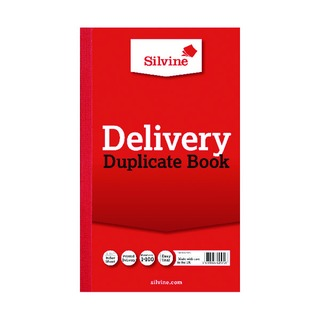 Duplicate Delivery Book 210x127mm (6 Pack) 613-T