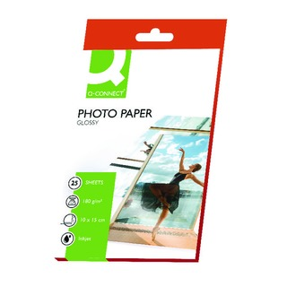 10x15cm Gloss Photo Paper 180gsm (25 Pack)