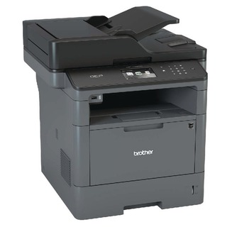 Mono Multifunction Laser Printer DCP-L5500DN Grey DCP-L5500DN
