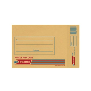 Bubble Lined Envelope Size 3 150x215mm Gold (20 Pack)