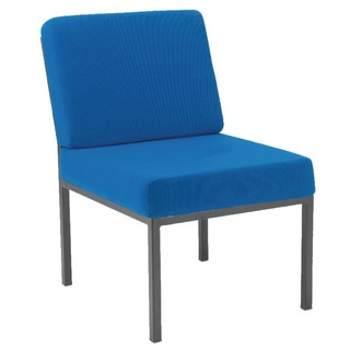 Reception Chair Royal Blue