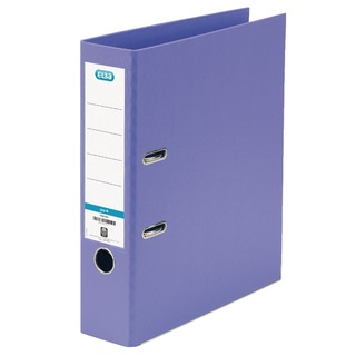 A4 Purple Plastic Lever Arch File 100202167